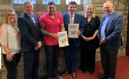 Navigator Toolkit launched with MSP Jamie Hepburn